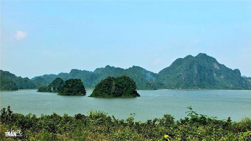 Tam Chuc Lake ecotourism