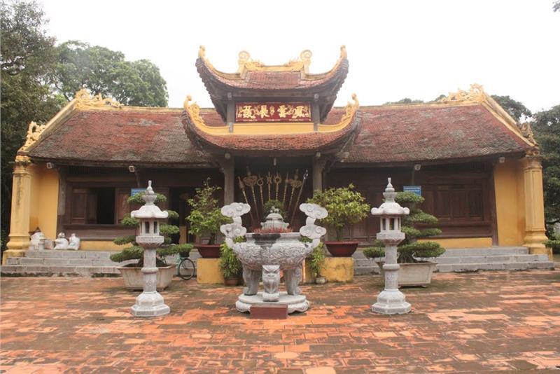 Tran Thuong Temple