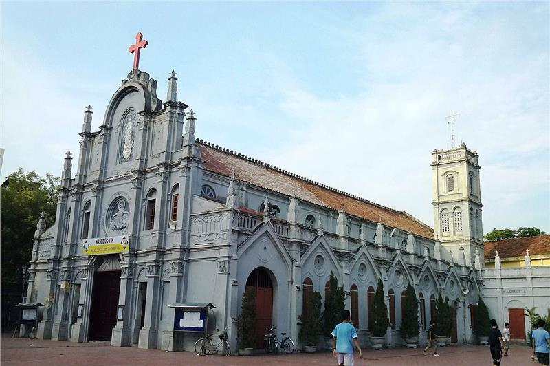 Church in Hai Duong