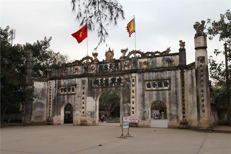 Kiep Bac Temple in Hai Duong