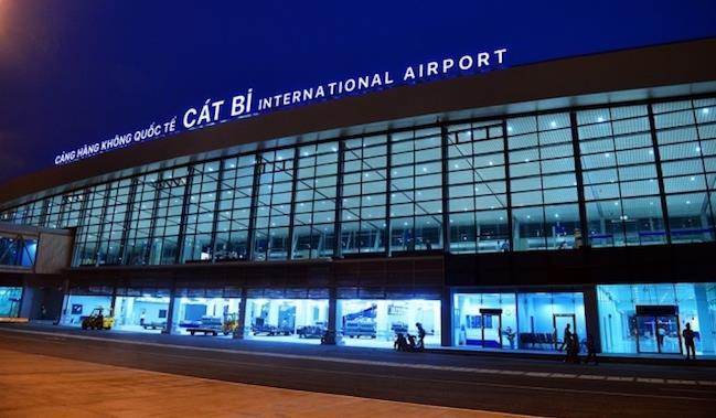 Cat Bi International Airport –Hai Phong