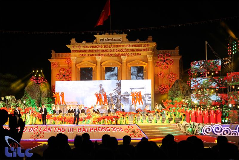 Red Flamboyant Festival 2014 officially inaugurates
