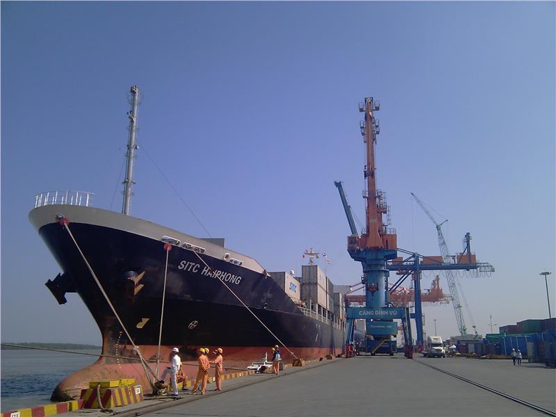 Hai Phong Harbor