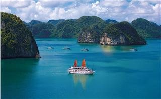 Aclass Opera Cruise Halong Bay