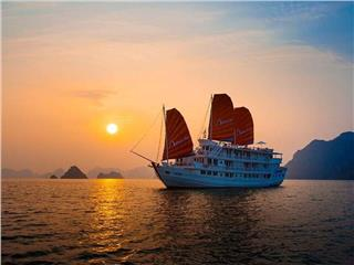 Aphrodite Supreme Cruise Halong Bay