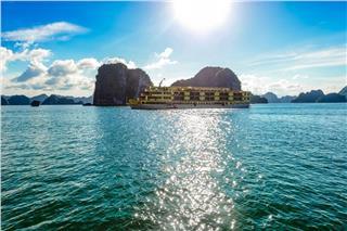 Golden Cruise 9999 Halong Bay