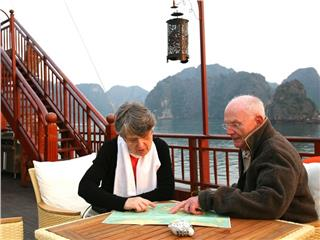 Jasmine Cruise Halong Bay