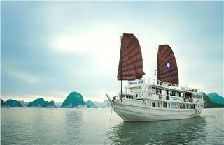Marguerite Garden Cruise Halong Bay