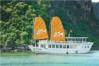 Paradise Explorer Cruise Halong Bay