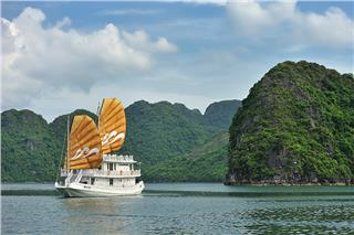 Paradise Privilege Cruise Halong Bay
