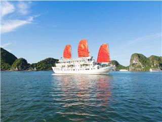 Syrena Cruises Halong Bay