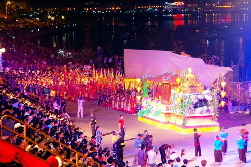 A Colorful Halong Carnival