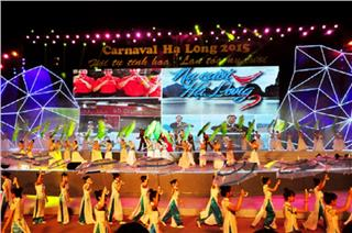 Halong Carnival 2015 opening ceremony