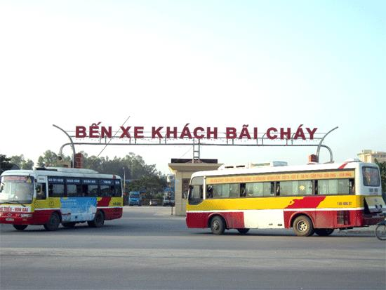 Free shuttle bus in Halong opens