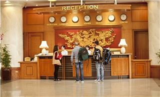Asean Halong Hotel introduction