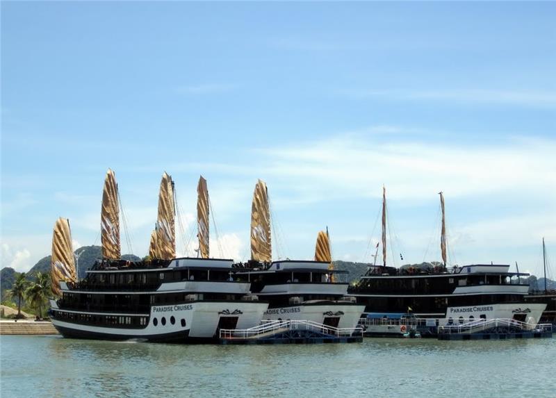 Tuan Chau Harbor - A breakthrough in Halong Bay tourism