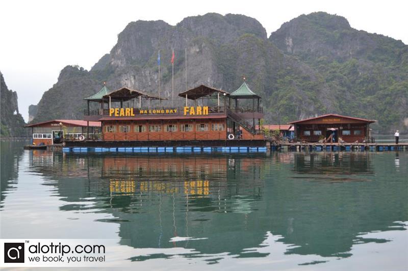 Pearl Farm in Ha Long Bay