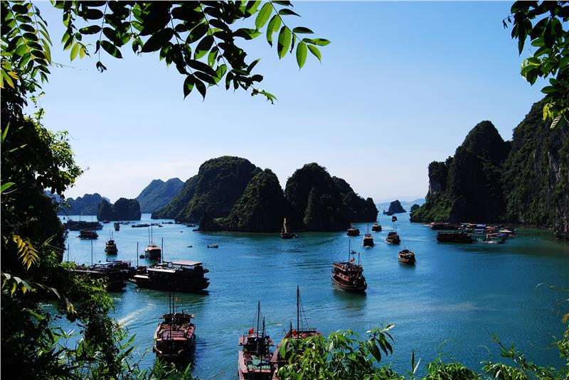 20th Anniversary Of Halong Natural World Heritage