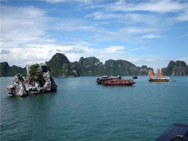 Vietnam travel – top 5 breathtaking rendezvous