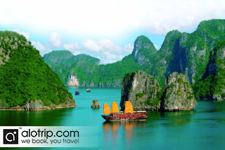 Ha Long bay – Cat Ba Island (Staying at The Hotel)