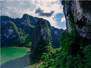 Cable car in Halong Bay will be completed in 2015