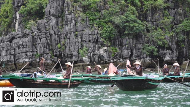 Van Gia fishing village