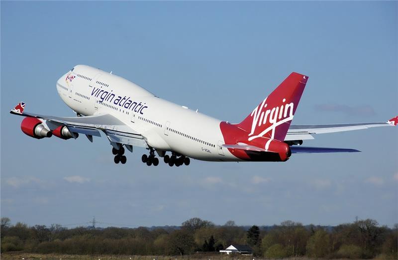 Hãng hàng không Virgin Atlantic Airways