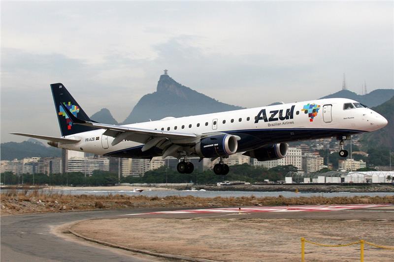 Hãng hàng không Azul Brazilian Airlines