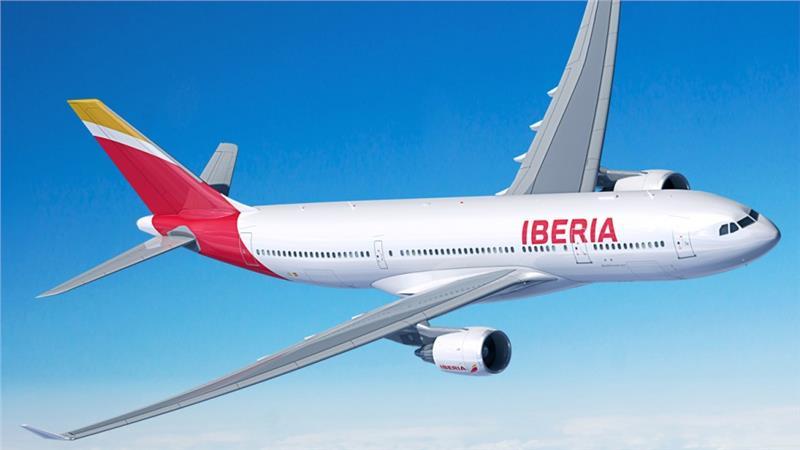 Hãng hàng không Iberia Airlines