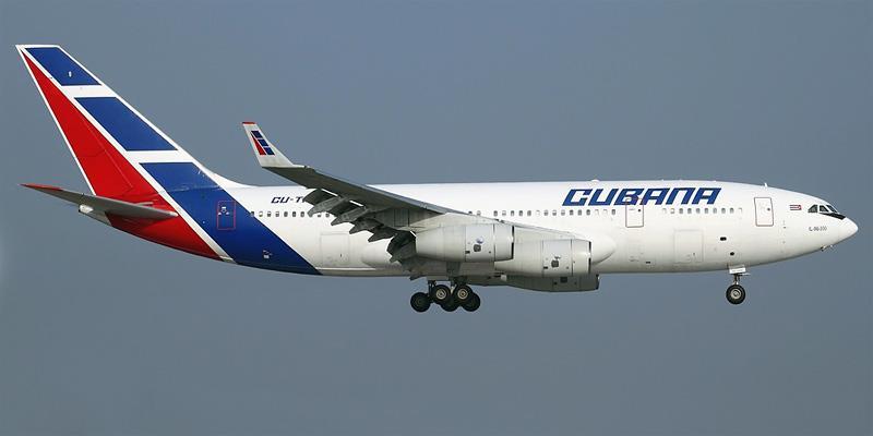 Hãng hàng không Cubana Airlines