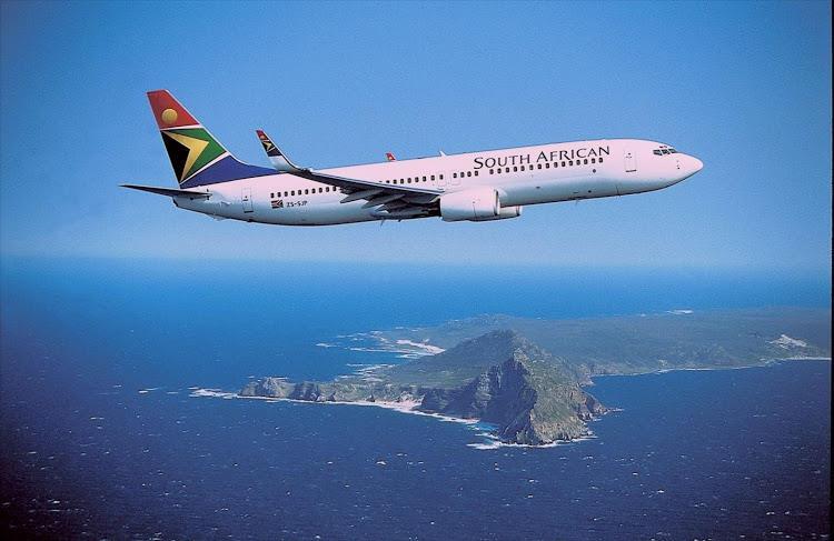 Hãng hàng không South African Airways