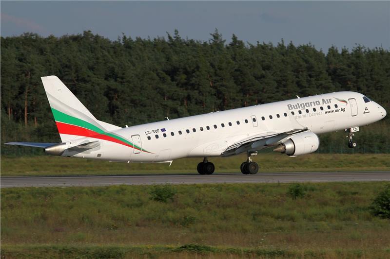 Hãng hàng không Bulgaria Air