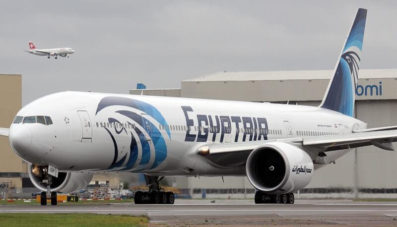 Hãng hàng không Egypt Air