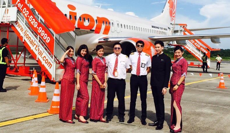 Hãng hàng không Thai Lion Air