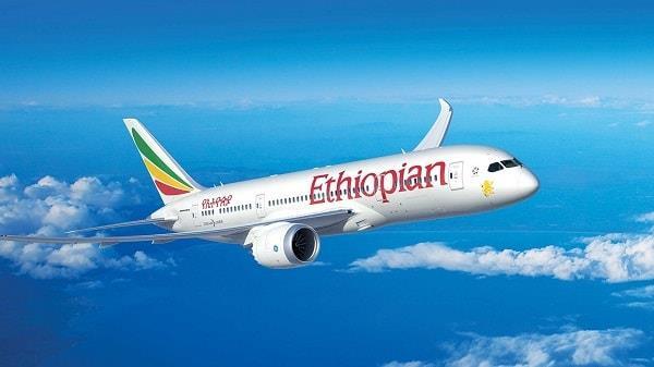 Hãng hàng không Ethiopian Airlines