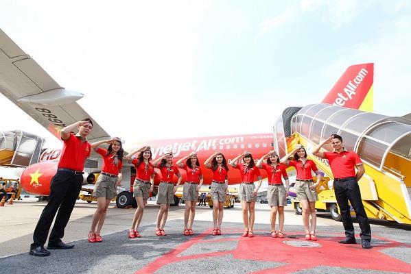 Bảng Giá Vé Máy Bay Giá Rẻ Vietjet Air 2019