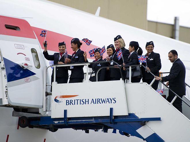 Phi hành đoàn British Airways
