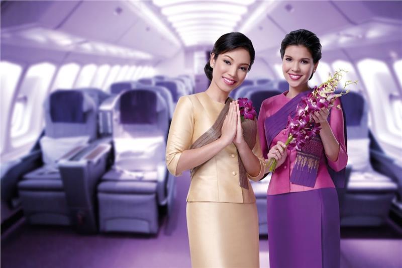 Tiếp viên Thai Airways