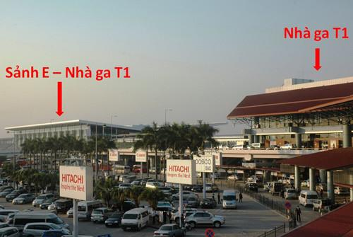 Cách đón người thân ở sân bay Nội Bài.