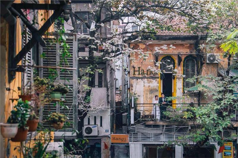 Café phố cổ - đặc sản Hà Nội níu chân du khách