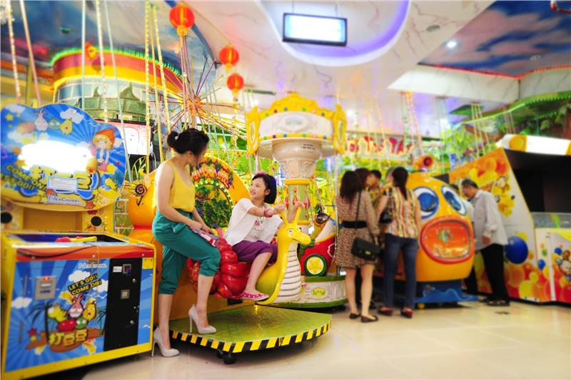 Kid World in Vincom Center