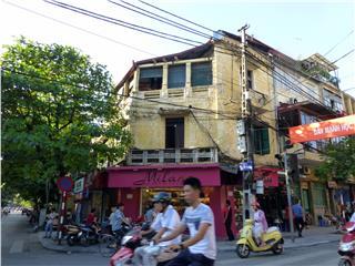 The melody of Hanoi streets