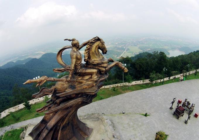 Đền Gióng Sóc Sơn