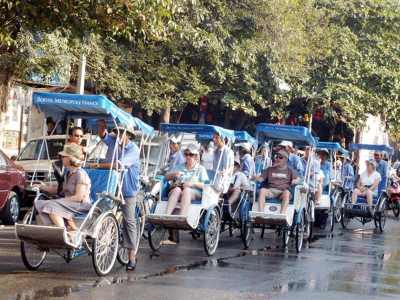 Jan 2015 sees remarkable increase in foreign tourists to Vietnam