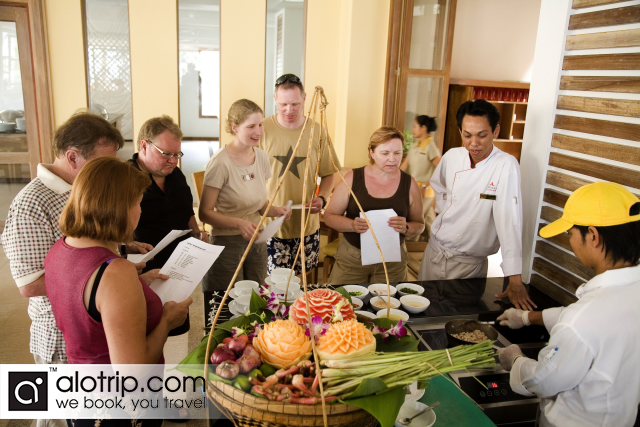 Join in a Cooking Class in Hanoi