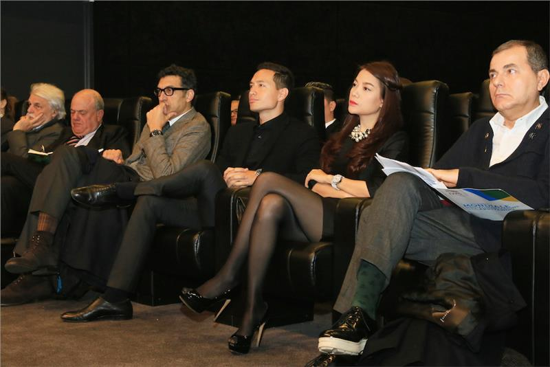 Conference of Vietnam - Italy Movie Cooperation in Rome