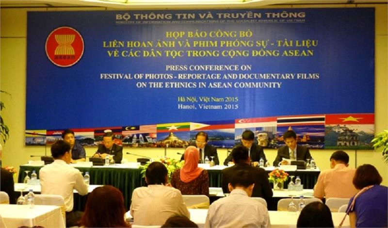 Photos, reportage and documentary films festival on ethnics in ASEAN Community