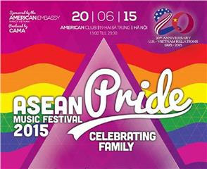 ASEAN Pride Music Festival 2015 held in Hanoi