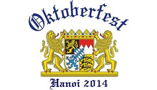 Oktoberfest Festival 2014 to be held in Hanoi