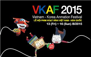 Vietnam - Korea Cartoon Festival 2015 in Hanoi